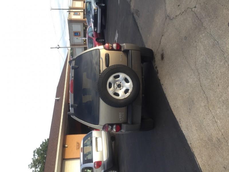 Jeep Liberty 2007 price $4,700