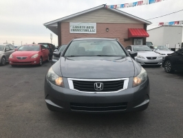 Honda Accord Sdn 2008