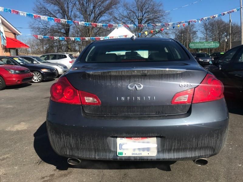 Infiniti G35 Sedan 2008 price $5,500