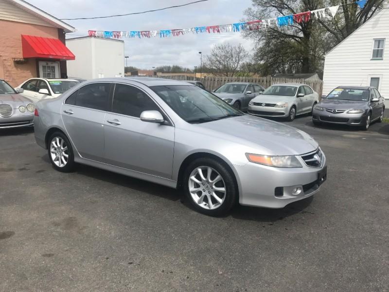 Acura TSX 2006 price $4,900