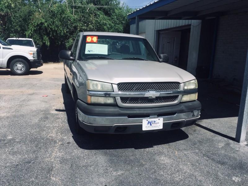 Chevrolet Silverado 1500 2004 price $0 Cash