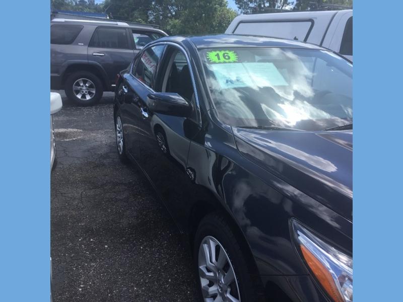 Nissan Altima 2016 price $0 Cash