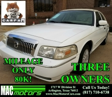 Mercury Grand Marquis 2008