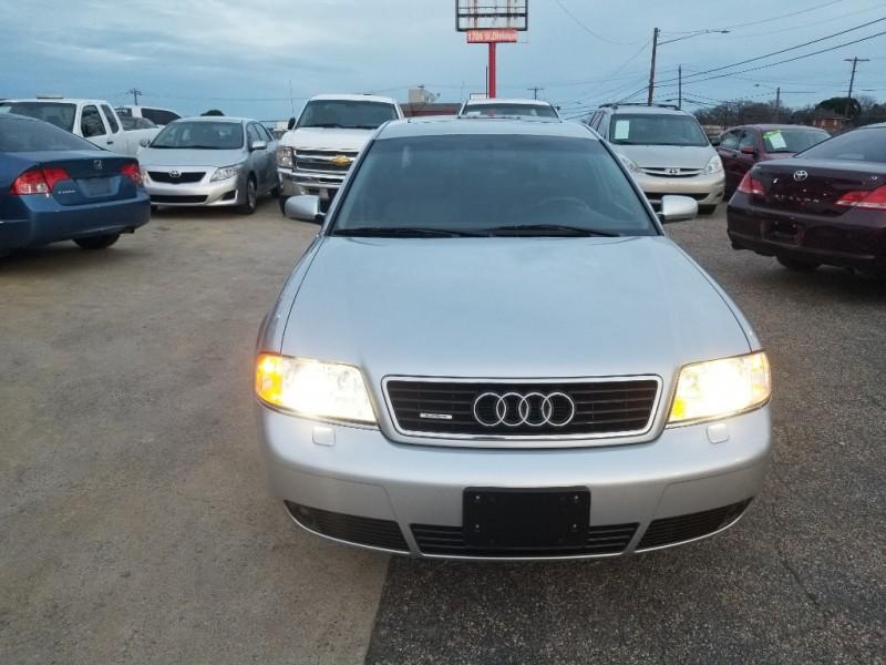 Audi A6 1999 price $3,999