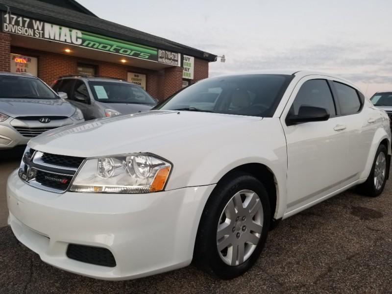 Dodge Avenger 2013 price $6,999