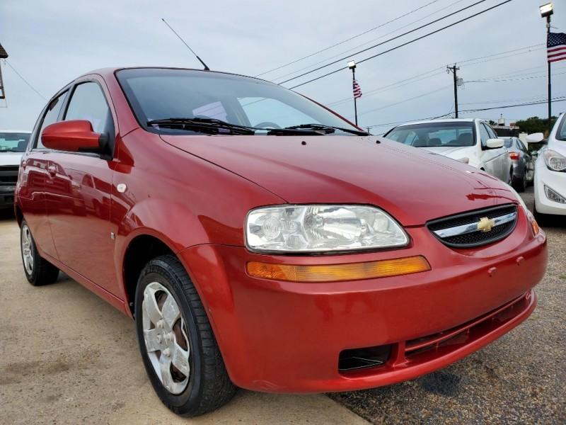 Chevrolet Aveo 2008 price $4,700