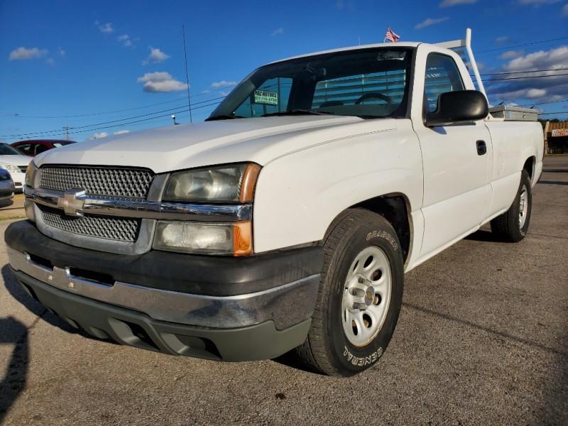 Chevrolet Silverado 1500 2005 price $6,999