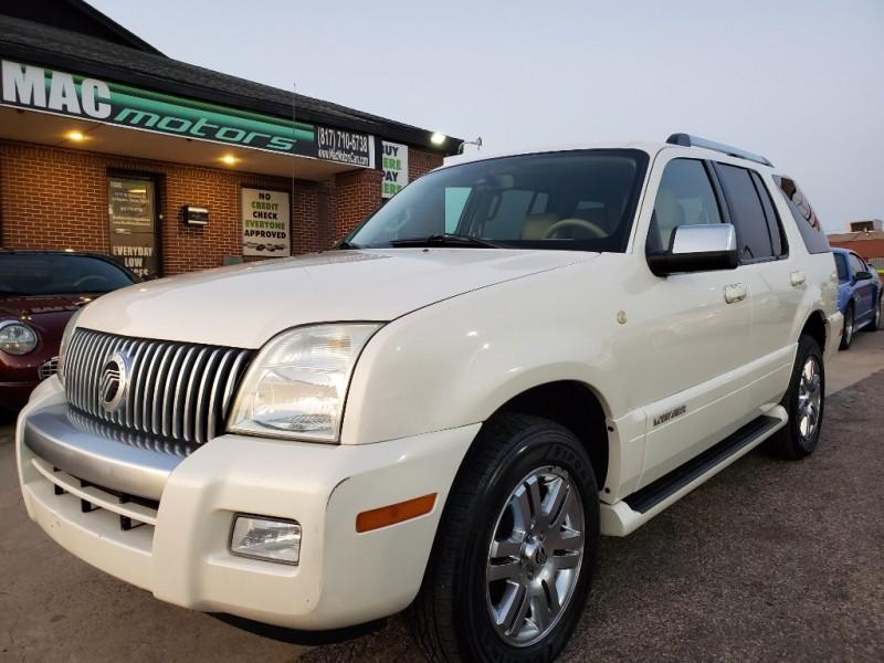 Mercury Mountaineer 2008 price $6,200