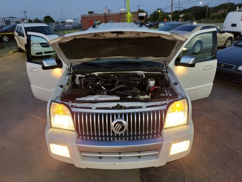 Mercury Mountaineer 2008 price $6,200