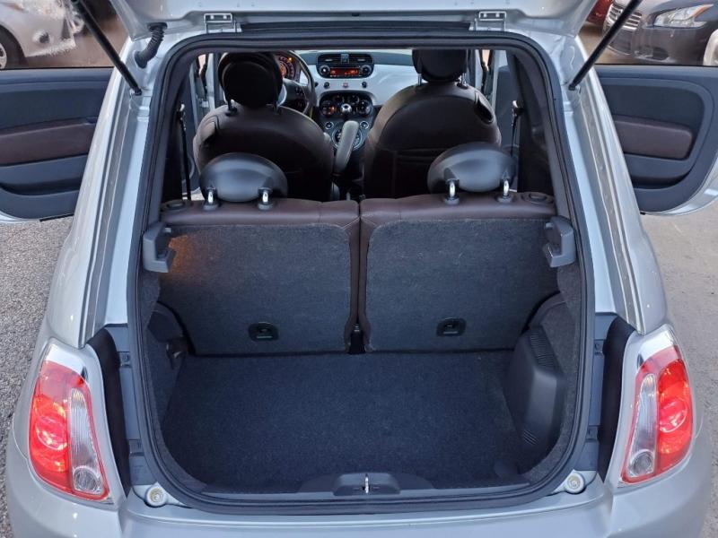 Fiat 500 2012 price $6,500