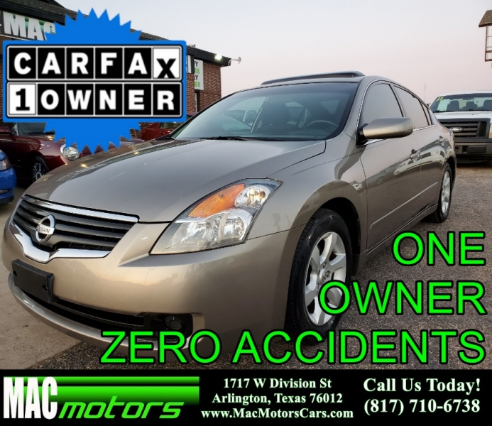 Nissan Altima 2007 price $4,900