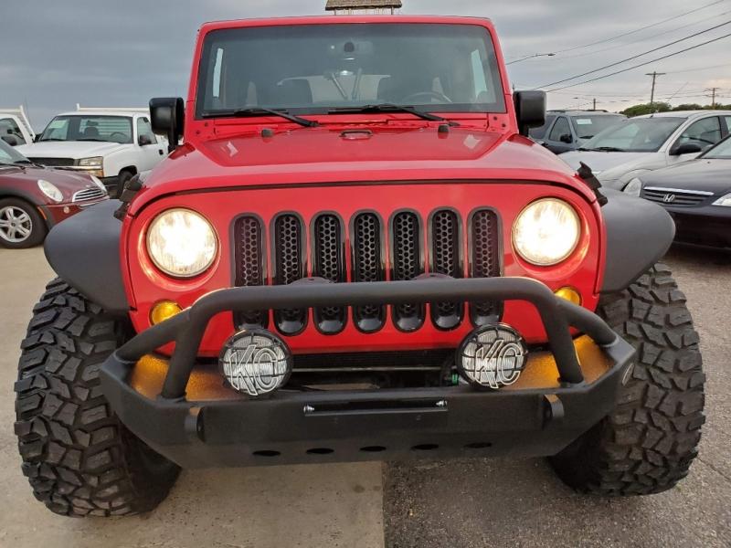 Jeep Wrangler Unlimited 2014 price $22,900