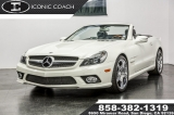 Mercedes-Benz SL 550 2011