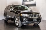 Jeep Grand Cherokee Overland 4x4 2012