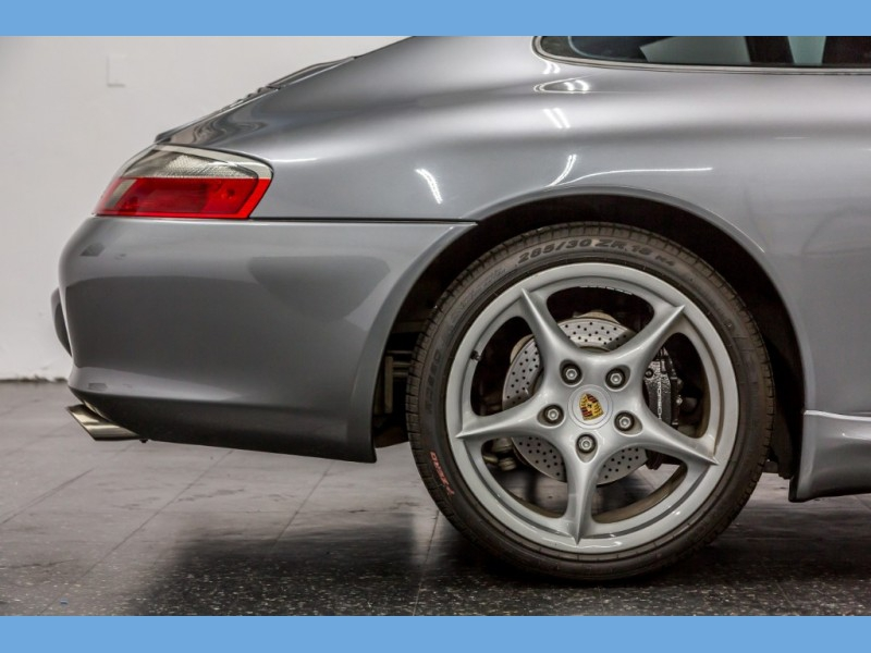 Porsche 911 Carrera Coupe 6-Speed Manual 2003 price $34,999
