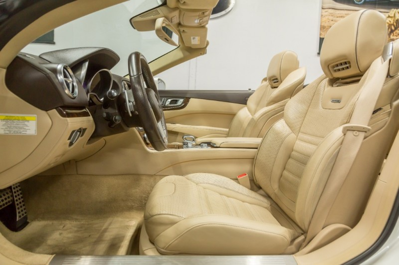 Mercedes-Benz SL63 AMG 2013 price $55,888