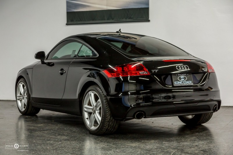 Audi TT S-Tronic Quattro 2.0T Premium Plus 2011 price $12,998