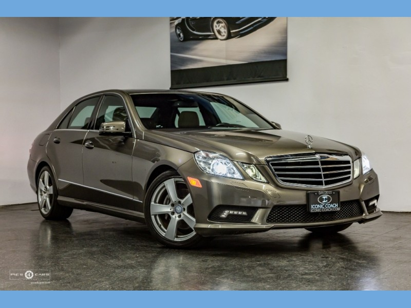 Mercedes-Benz E350 *Luxury Pkg* 2011 price