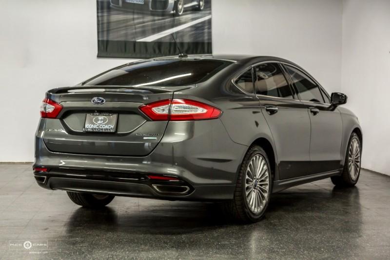 Ford Fusion *Titanium* 2015 price $10,995
