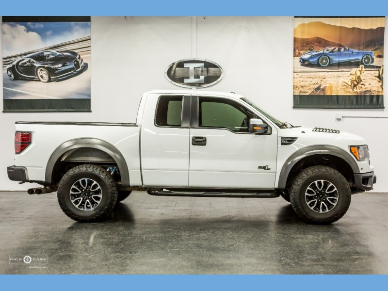 Ford F-150 4WD SuperCab SVT Raptor 2012 price $27,999