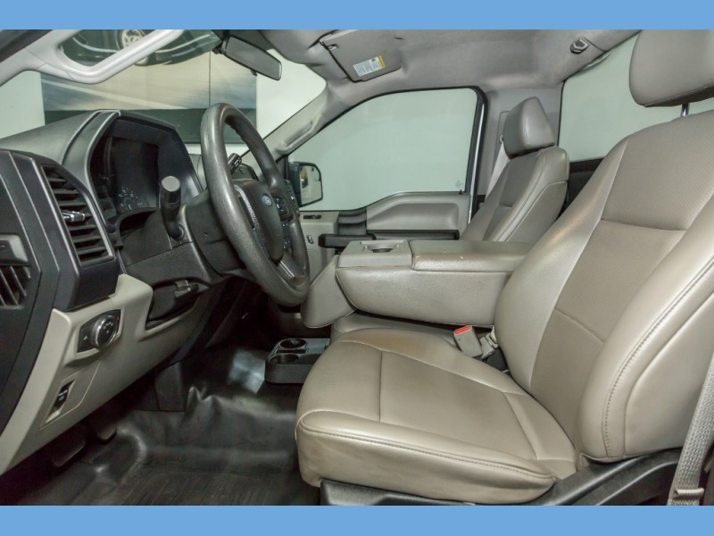 Ford F-150 XL Regular Cab *Long Bed* 2017 price $19,988