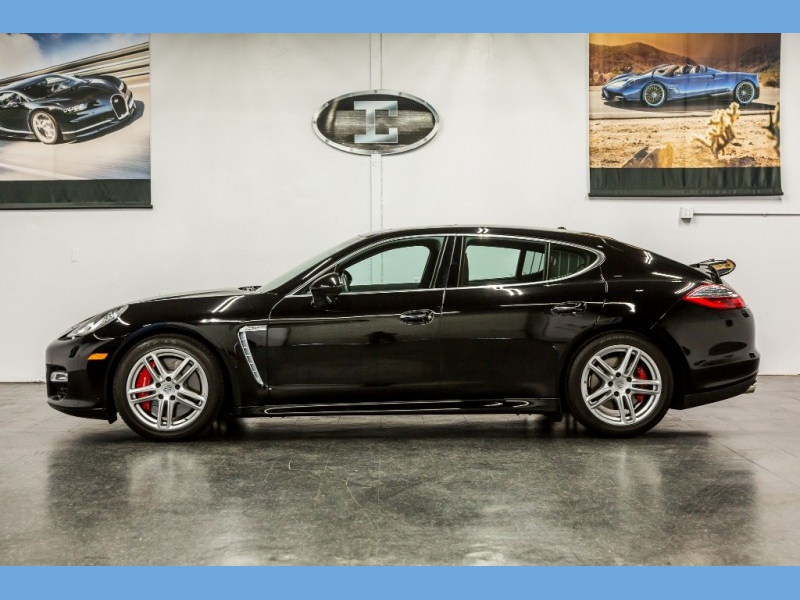 Porsche Panamera *turbo*~*Only 6k-Miles* 2012 price $62,888