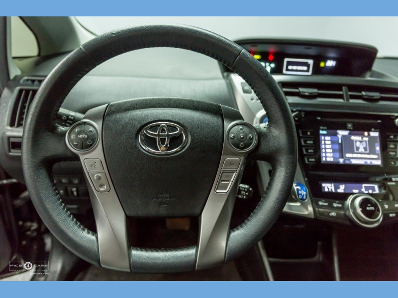 Toyota Prius V *Loaded* MPGs! 2015 price $19,999