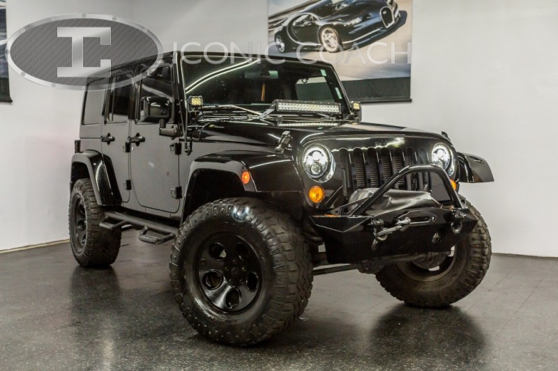 San Diego Jeep Dealers >> 2014 Jeep Wrangler Unlimited Altitude Edition