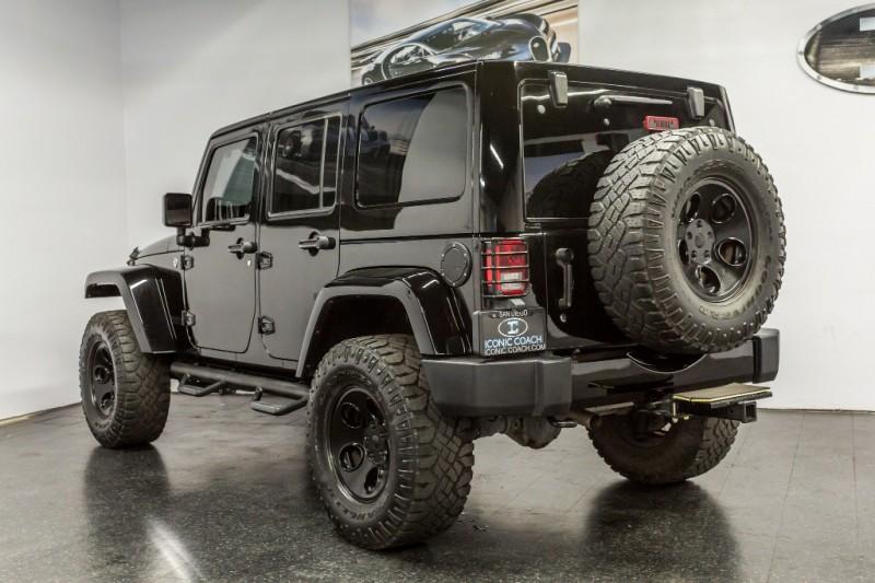 Jeep Wrangler Unlimited *Altitude Edition* 2014 price $31,788