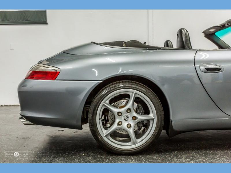 Porsche 911 Carrera 2002 price $24,999