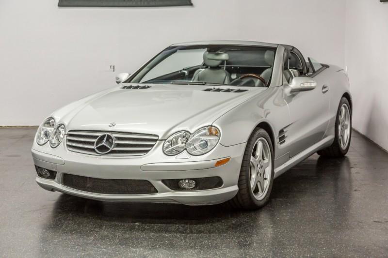 Mercedes-Benz SL-Class 2003 price $19,888