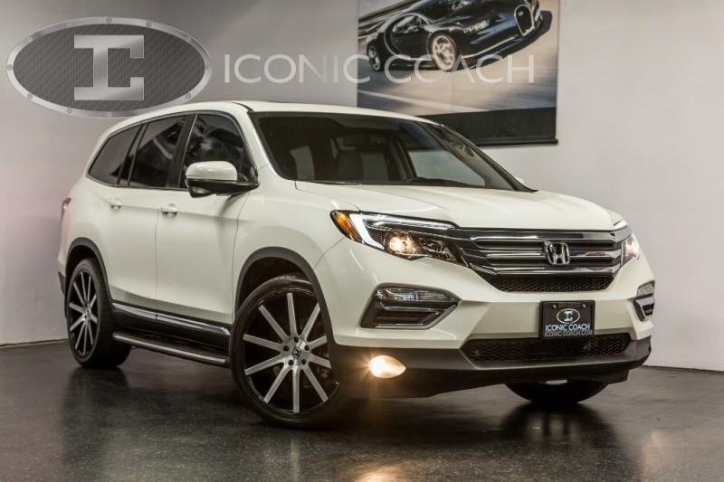 Honda Pilot EX-L 2017 price $29,888
