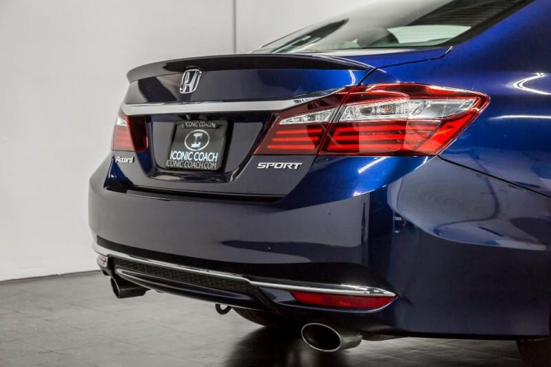 Honda Accord Sport Sedan**ONLY 30K MILES** 2016 price $16,888