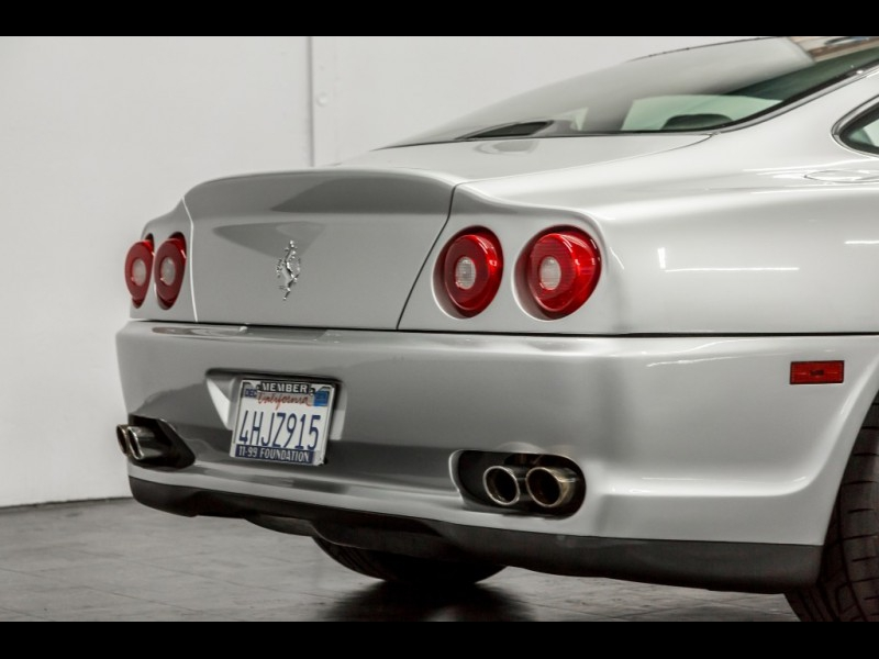 Ferrari 550 *Maranello* Gated 6-Spd 2000 price $119,998