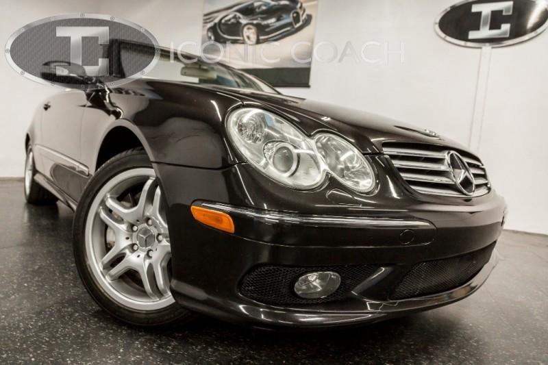 Mercedes-Benz CLK500 Cabriolet 2004 price $6,999
