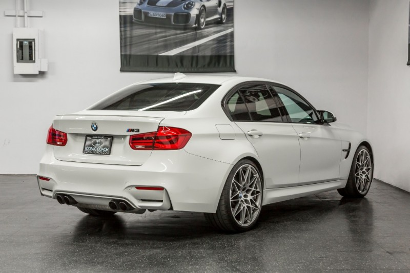 BMW M3 *Competition Package* Sport Sedan 2017 price $55,888