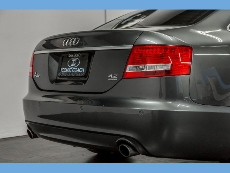 Audi A6 Quattro 4.2L *S-Line* Rare 2008 price $8,999