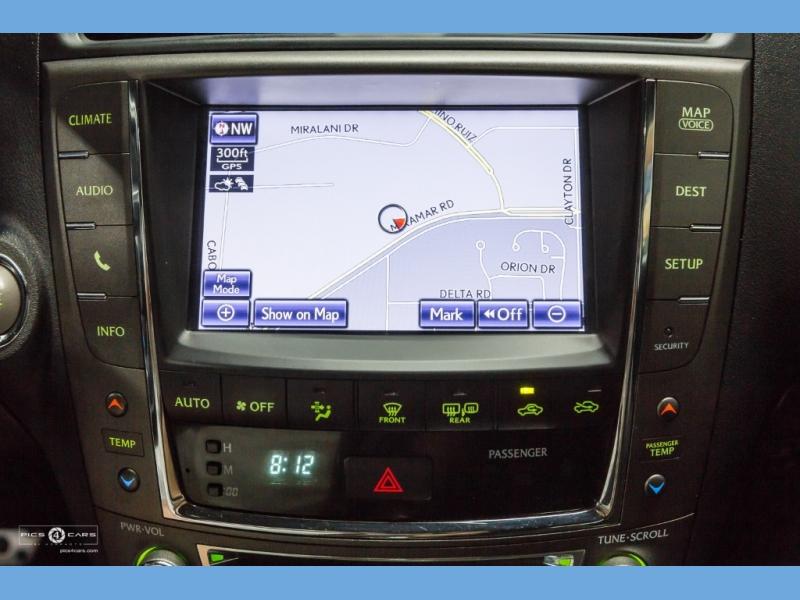 Lexus IS 250 F-Sport 2013 price $13,999