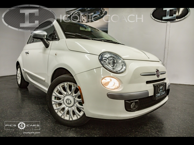 Fiat 500 Gucci Edition 2012 price $11,999