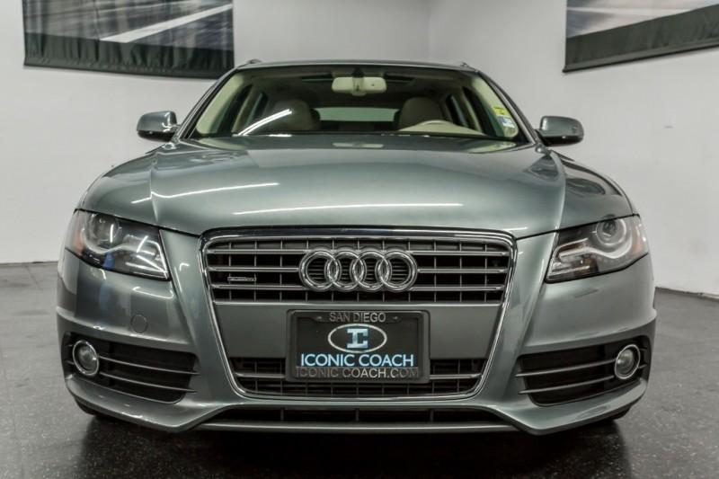 Audi A4 Avant Wgn Quattro 2.0T Premium Plus 2012 price $16,999