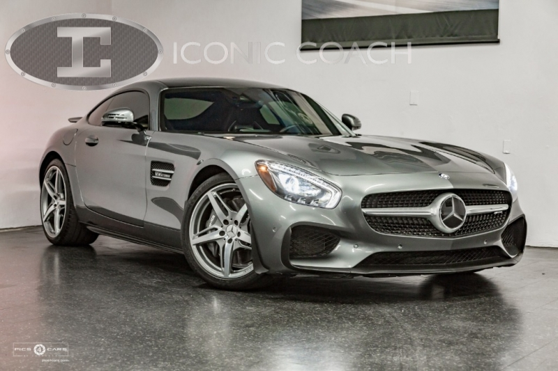 Mercedes-Benz AMG GT 2017 price $76,888