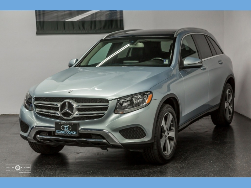 Mercedes-Benz GLC 300 2016 price $26,588