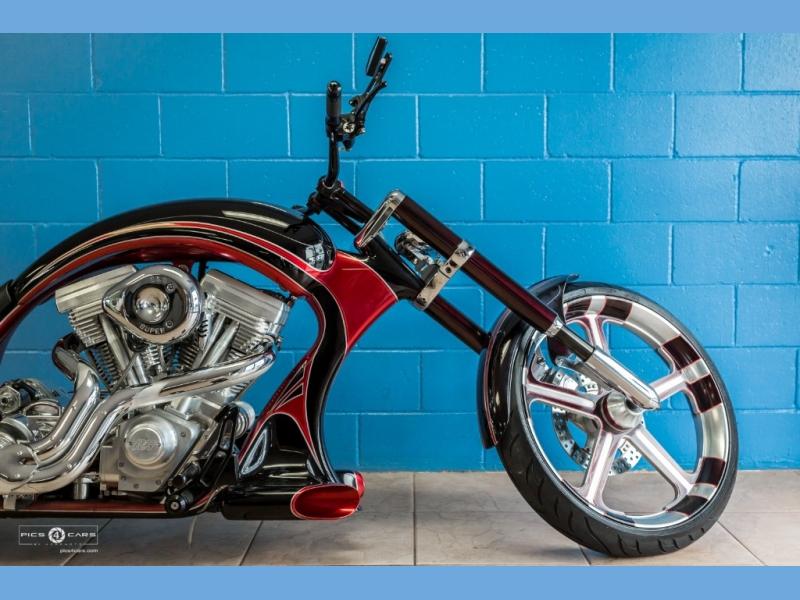 Steroid 360 Radical Custom Chopper 2016 price $41,999