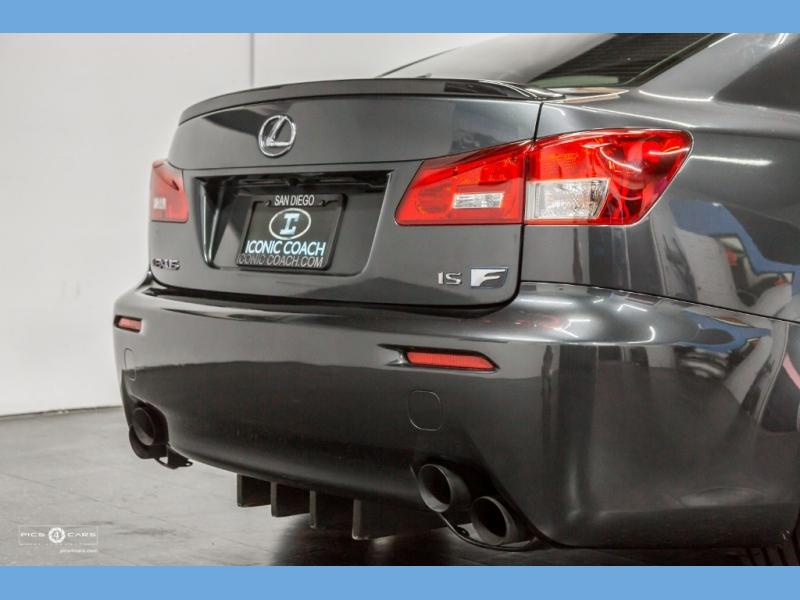 Lexus IS F 2008 price $28,999