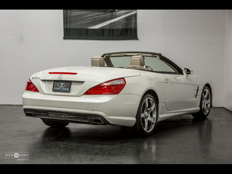 Mercedes-Benz SL550 Hardtop Convertible 2014 price $44,999