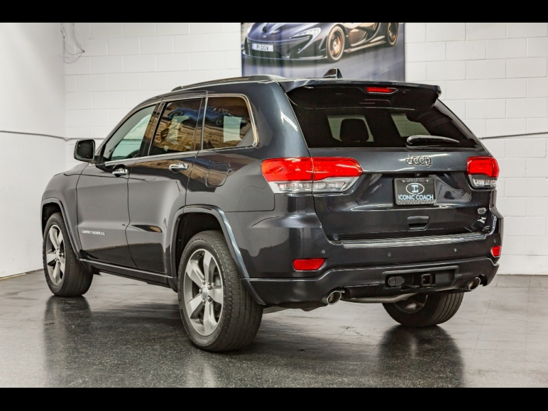 Jeep GRAND CHEROKEE OVERLAND 2015 price $22,988