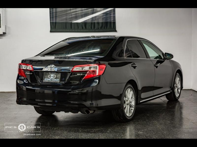 Toyota Toyota Camry XLE 2012 price $10,488