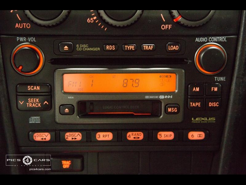 Lexus SportCross 2002 price $11,995