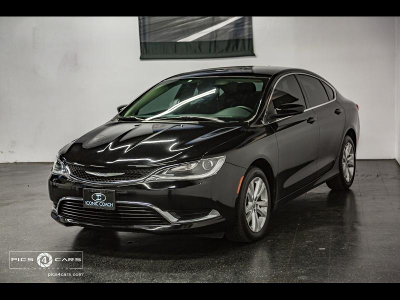 Chrysler 200 2015 price $11,499