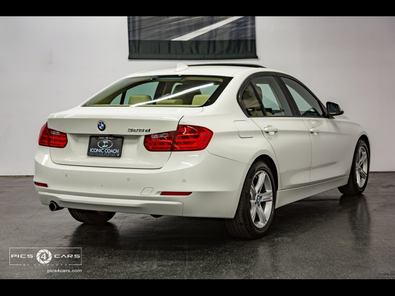 BMW 3-Series 2014 price $13,488